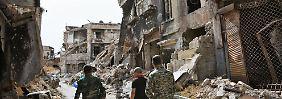 Flucht aus Aleppo: Putins Bomben zerstörten Yassirs Hoffnung