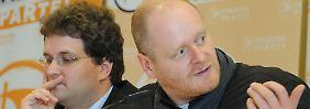 Unterstützung von Christian Lindner: Piraten heuern bei der FDP an