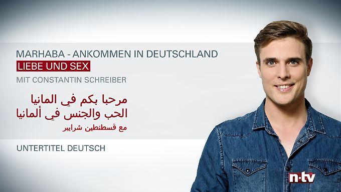 Arabisch mit deutschen Untertiteln: Marhaba, Teil 5: Liebe und Sex in Deutschland