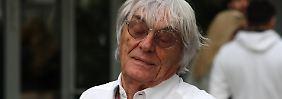 Doch keine Formel-1-Revolution?: Ecclestone stellt Qualifying-Format in Frage