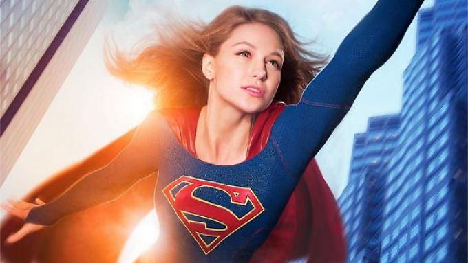 """Eigentlich sollte """"Supergirl"""" noch vor """"Superman"""" die Welt retten. Jetzt muss sie sich erstmal Respekt verschaffen."""