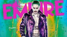 """Neue Details zu """"Suicide Squad"""": Der Joker trägt jetzt Kroko-Mantel"""