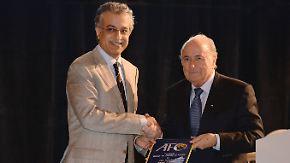 Kaum Aussicht auf Blatter-Nachfolge: Integritätscheck wird Fallstrick für Platini und Salman