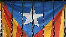 """Rajoy spricht von """"Provokation"""": Katalonien startet neuen Abspaltungsversuch"""