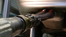 Neue Grenzwerte für Abgastest: EU schont die Autohersteller