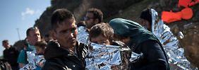 """Einigung nur bei offenen Grenzen: Athen verknüpft Flüchtlingskrise mit """"Brexit""""-Deal"""