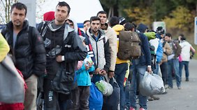 Umstrittene Flüchtlingspolitik: So sollen Transitzonen funktionieren