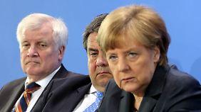 Einreisezentren oder Transitzonen?: Union und SPD blockieren sich weiter gegenseitig