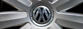Bei VW steht derzeit vieles Kopf.