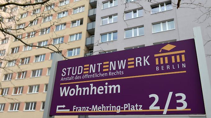 """Berlins Studentenwerk soll in """"Studierendenwerk"""" umbenannt werden - ein teurer Plan."""