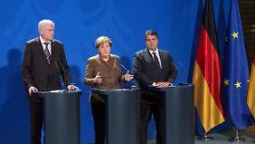 Keine Transitzonen für Flüchtlinge: Koalition einigt sich auf Asylschnellverfahren