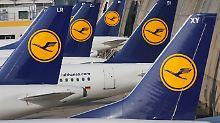 Aufatmen bei der Lufthansa: Flugbegleiter für Schlichtungsergebnis