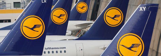 Vielleicht können doch alle Lufthansa-Maschinen abheben.