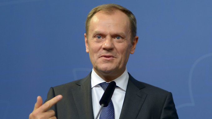 EU-Ratspräsident Tuskhat die Deutschen zum wiederholten Mal zu einem strengeren gemeinsamen Schutz der EU-Außengrenzen aufgefordert.