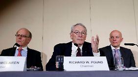 Wada-Chefermittler Richard Pound bleibt skeptisch, ob der Leichtathletik-Weltverband tatsächlich an ernsthaften Reformen interessiert ist.