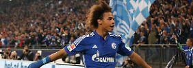 Schalker Youngster vor DFB-Debüt: Leroy Sané begeistert den BVB und Löw