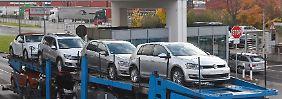 Zweifel an bisheriger Darstellung: Schwache Zulassungszahlen lassen VW Böses ahnen