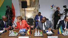 Kampf gegen Fluchtursachen: Länder beschließen Afrika-Treuhandfonds