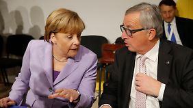 Verhandlungen auf Malta: So will Europa den afrikanischen Flüchtlingsstrom eindämmen