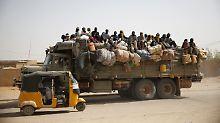 Große Migrationswellen stehen bevor: Die EU will Flüchtlinge weltweit stoppen