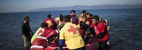 Mehr Tempo in der Flüchtlingskrise: EU plant Gipfeltreffen mit der Türkei