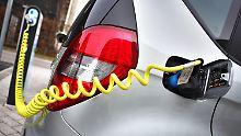 5000 Euro für jedes Elektro-Auto?: Ministerien brüten Kaufanreize aus