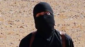 """Luftangriffe der USA in Rakka: BBC berichtet vom Tod """"Dschihadi Johns"""""""
