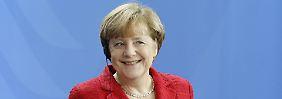 """Kanzlerin """"hat die Lage im Griff"""": Merkel will kämpfen"""