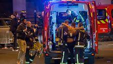 Terrorwelle in Paris: Über 100 Tote bei Anschlagserie