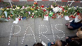 Terroranschläge in Paris: In Deutschland herrschen Trauer und Sorge