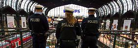 Lage in ganz Europa angespannt: De Maizière versetzt Polizei in erhöhte Alarmbereitschaft