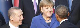 G20-Gipfel in Antalya: Erdogan setzt auf Härte gegen Terror