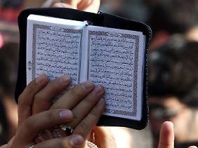 """""""Die Unantastbarkeit des Koran ist der größte Brocken."""""""