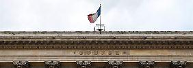 Experten sind zuversichtlich: Besonnenheit regiert an Pariser Börse