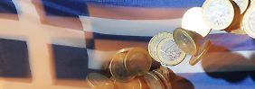Griechenland erhält weitere zwölf Milliarden Euro an Hilfsgeldern.