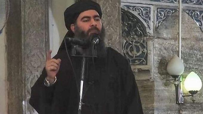 IS-Chef Abu Bakr Al-Baghdadi hat etliche Finanziers.