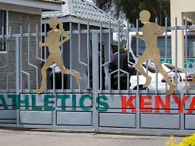 Neben Russland gilt auch Kenia als Hort des Dopings. Das afrikanische Land dürfte im neuen Bericht ebenfalls beleuchtet werden.