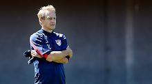 Jürgen Klinsmann steht seit geraumer Zeit in der Kritik