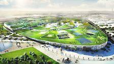 Visionen und erste Versuche: Die grünen Städte der Zukunft