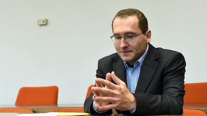 Das Geld sei ihm nicht wichtig gewesen, sagt der Ex-Mitarbeiter des Bundesnachrichtendienstes.