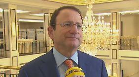 """Hudson's Bay-Chef über Kaufhof: """"Kunden werden Kaufhof noch stärker lieben"""""""