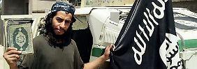 Steuerte die Angriffe offenbar direkt vor Ort: Abdelhamid Abaaoud