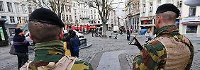 Eine Stadt steht still: Brüssel fürchtet Terrorangriff