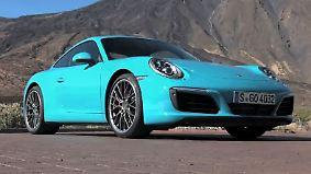 Doppelschlag von Porsche: Neuauflagen des 911er und Macan GTS überzeugen