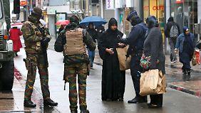Stille auf den Straßen der Stadt: Terroralarm legt Brüssel lahm
