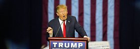 Rückgriff auf alte Foltermethoden: Trump fordert Waterboarding