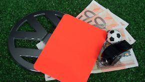 Sparen nach der Abgasaffäre: VW will Sport-Sponsoring deutlich zurückfahren