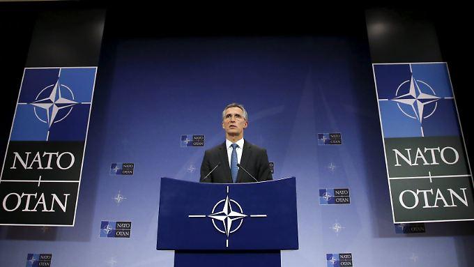 Stoltenberg will keine weitere Eskalation im Streit zwischen Russland und der Türkei