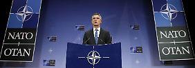 Nach Abschuss russischen Kampfjets: Nato drängt auf verbale Abrüstung