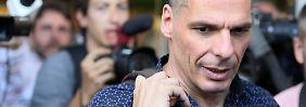 Interviews am laufenden Band: Die Journalistin, mit der Varoufakis nicht spricht